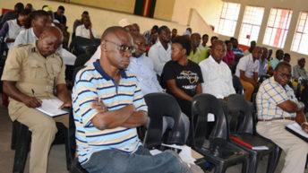 Tempers flare at mining meet in Mangochi