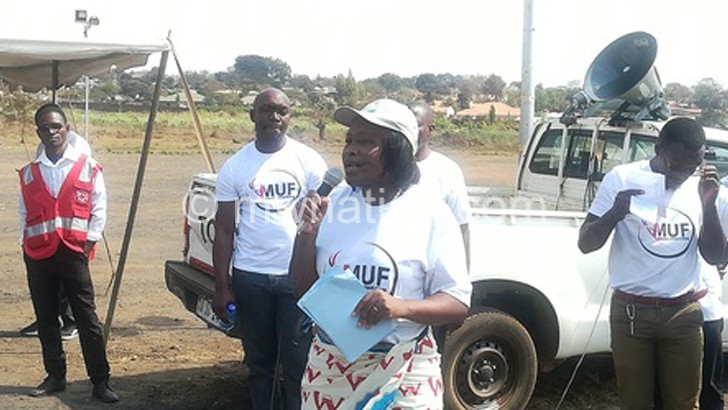 Govt officials, NGOs in march for Lilongwe City