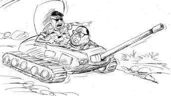 Mutharika at war