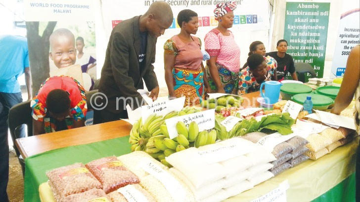 Agriculture products | The Nation Online