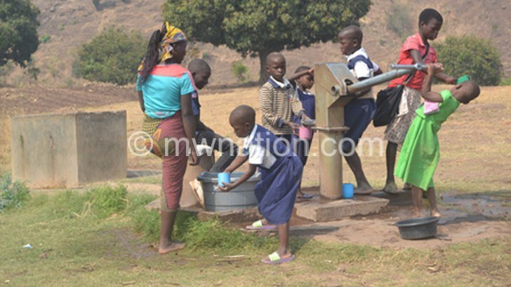 BOREHOLE 1 | The Nation Online