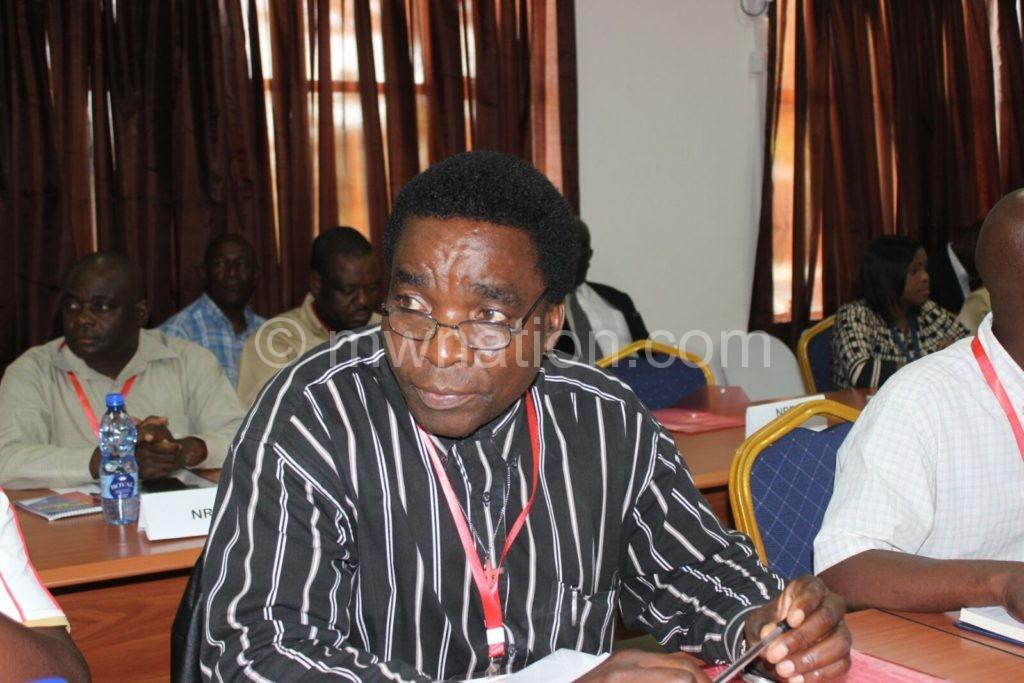 Bernard Chiwiluwilu Harawa | The Nation Online