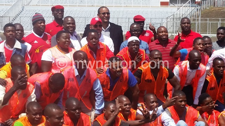 Bullets stewards | The Nation Online