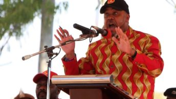 UTM holds Phalombe rally amid political threats