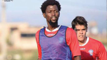 Tawonga Chimodzi seeks to revive career in Cyprus