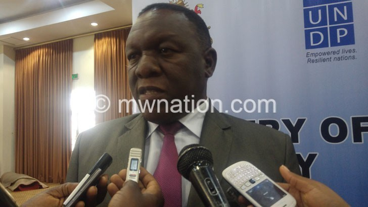 Government courts CSOs on demos