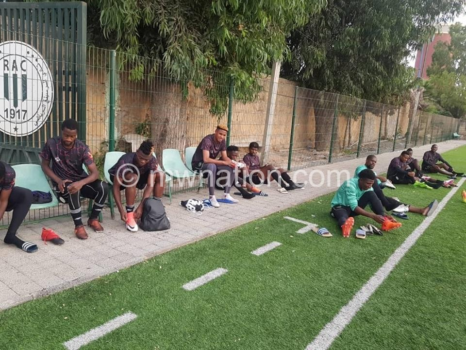Flames morocco | The Nation Online
