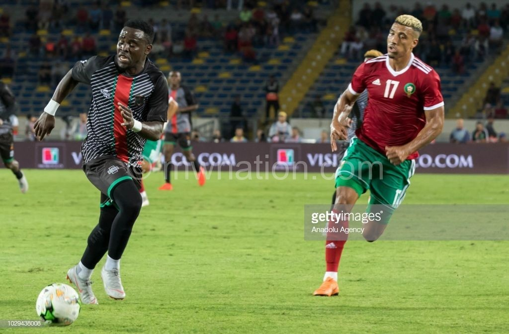 Flames morocco1 | The Nation Online