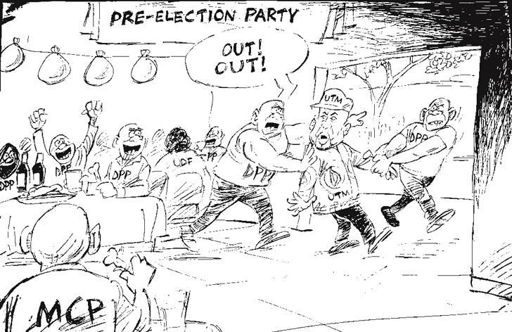 Golden Cartoon | The Nation Online
