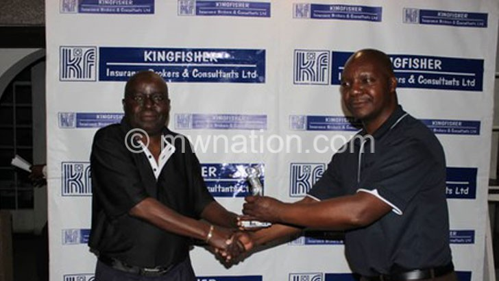 KINGFISHER GOLF | The Nation Online