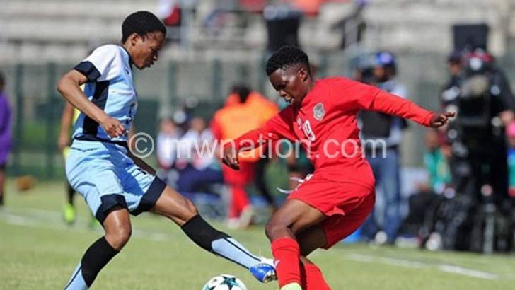 MALAWI BOTSWANA COSAFA | The Nation Online