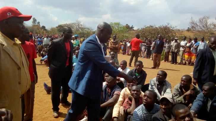 Njobvuyalema floored in MCP primaries
