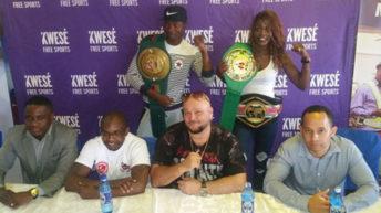 Masamba, Saidi title fight to headline Knockout Series