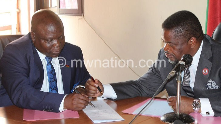 Govt abolishes secondary school fees
