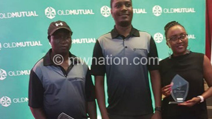 Old Mutual pledge to continue sponsoring golf