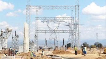 Energy compact works 95% complete—MCA-M