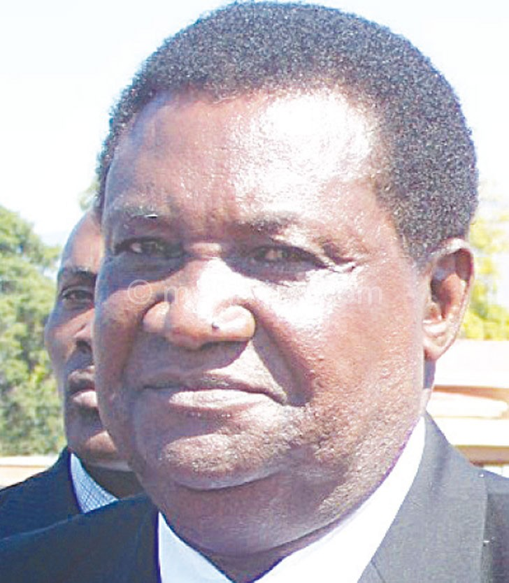 Professor Reverend David Mphande | The Nation Online