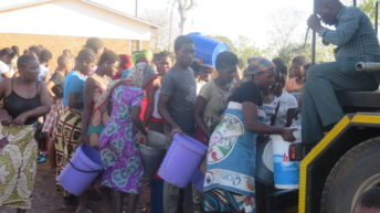 Desperation of Malawi's small Cape Town