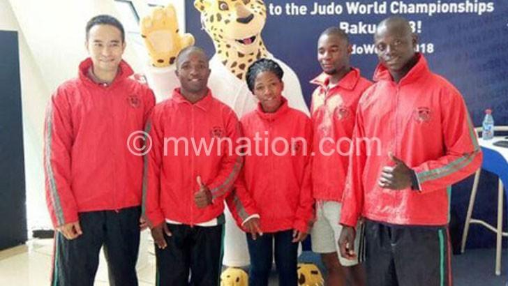 Judo athletes floored at world tourney