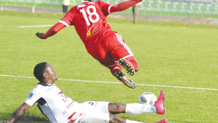 Bullets, Nomads settle for a draw in BT derby