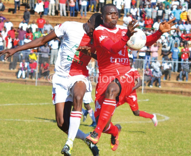 bullets red lions   The Nation Online