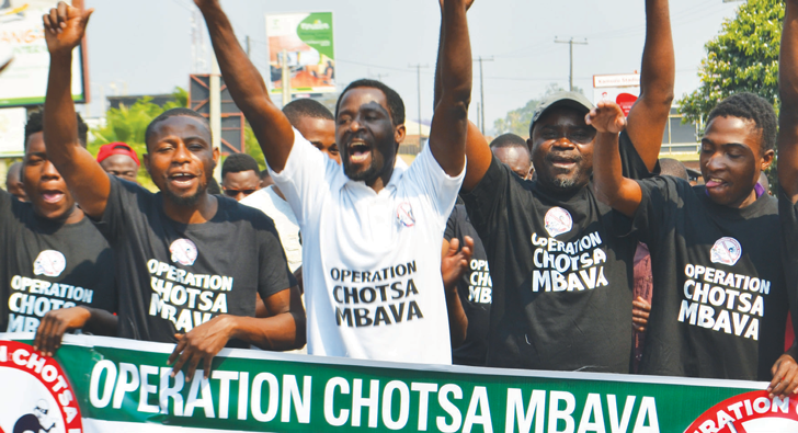 CSOs finally get nod to march in Blantyre