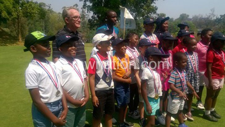 G4S ventures into junior golf sponsorship