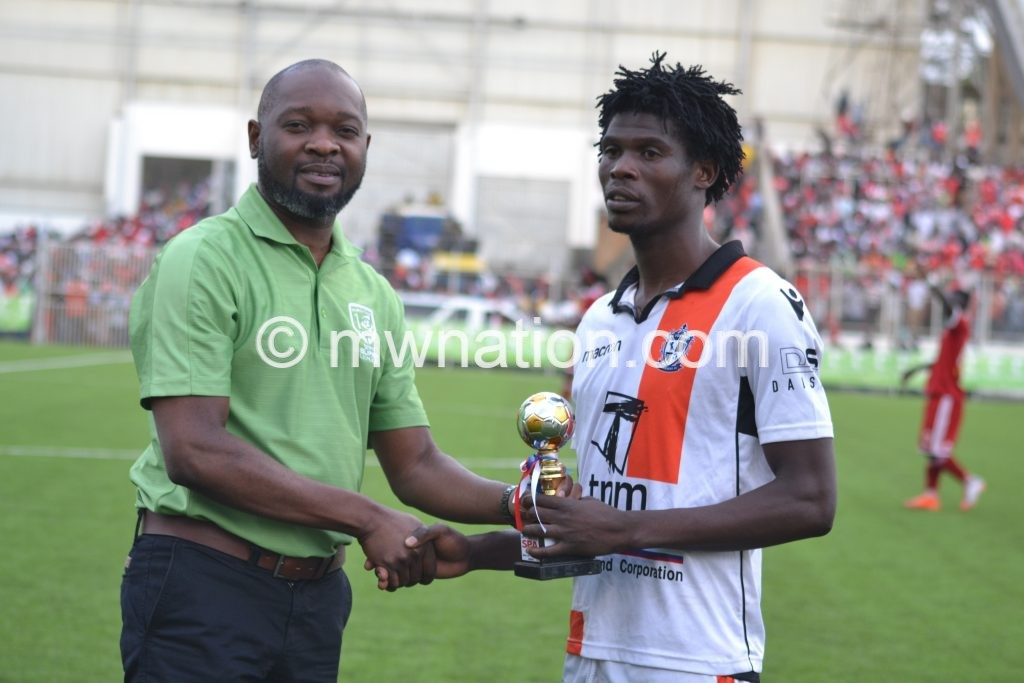 man of the match chester | The Nation Online
