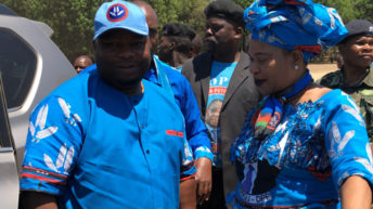 Nankhumwa holds rally in Nsanje