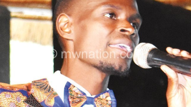 Poet steals show at Malomo Wafawafa Bonanza