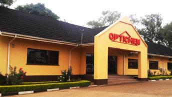 Community threaten to close Optichem mine