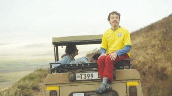 Gabriel Buchmann 'returns' to Malawi