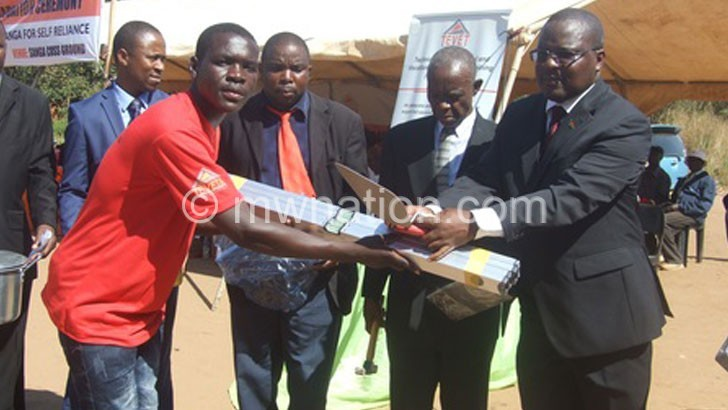 World Vision empowers  Nkhata Bay youth