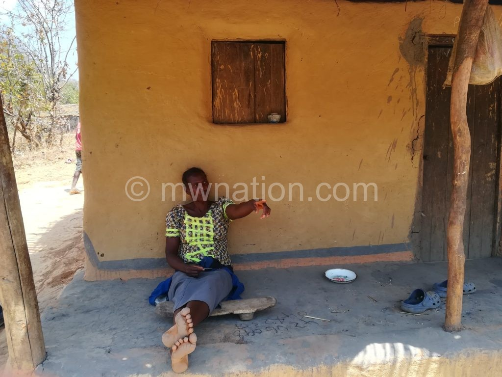 Febbie Mfune is not happy | The Nation Online