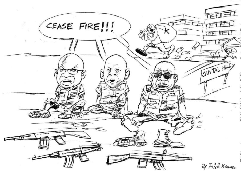 Goldens Cartoon | The Nation Online