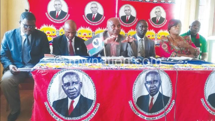 MCP mkandawire munthali | The Nation Online