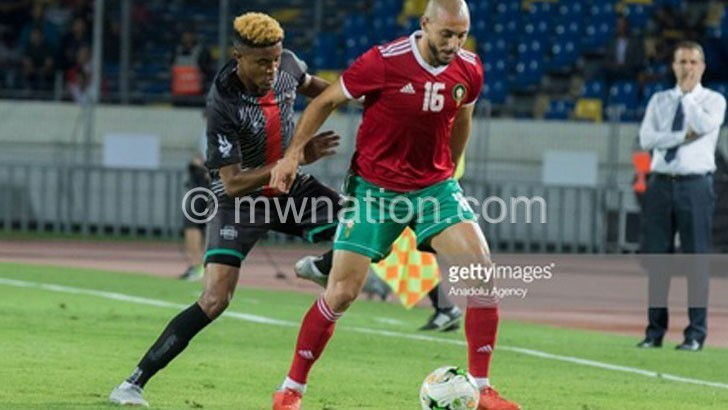 MOROCCO 2 vs flams | The Nation Online