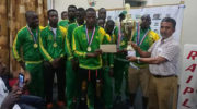 Moyale, Blue Eagles win Raiply volleyball tourney