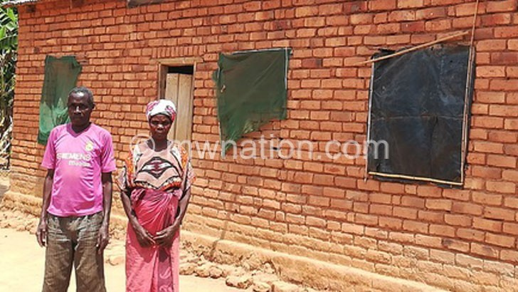 MPHANDE AND HIS WIFE | The Nation Online