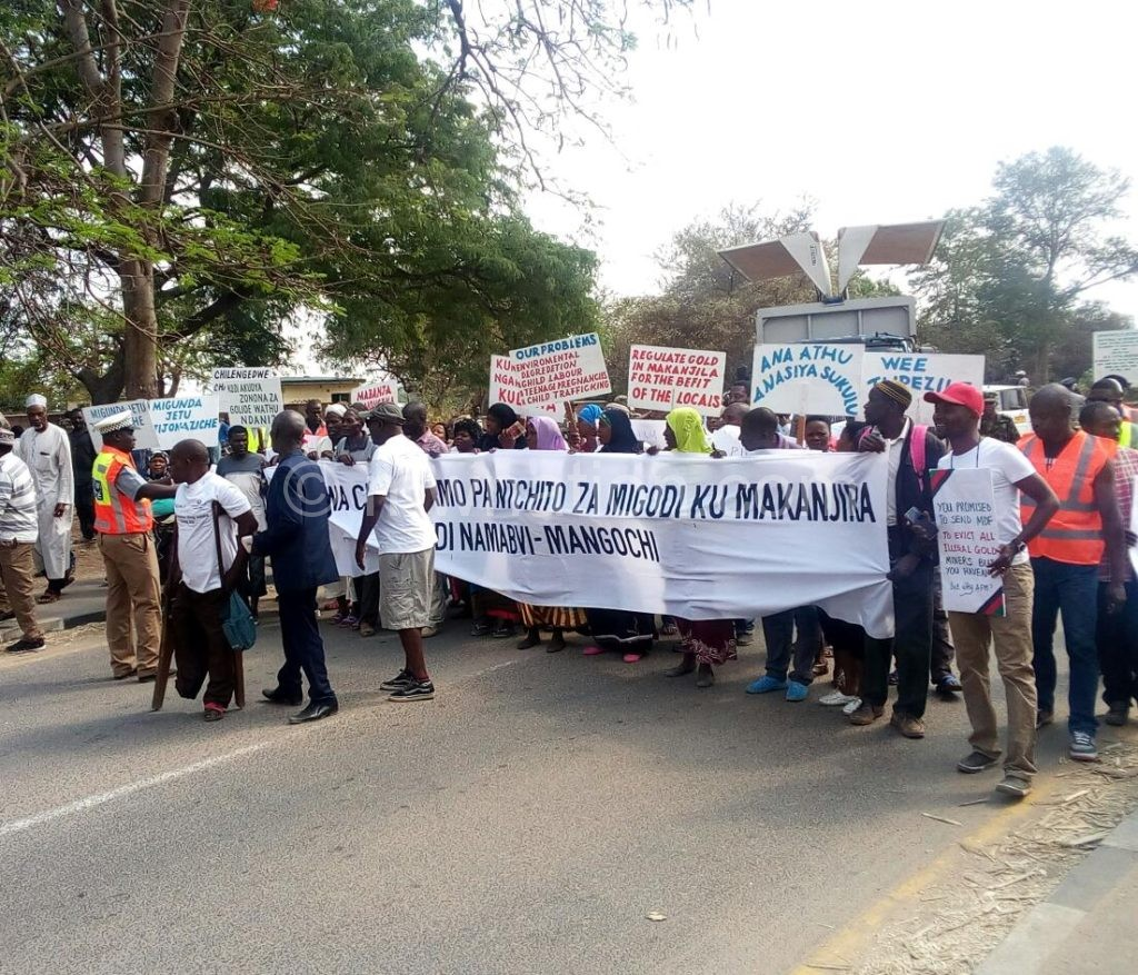 Mangochi residents petition APM on illegal miners 2   The Nation Online