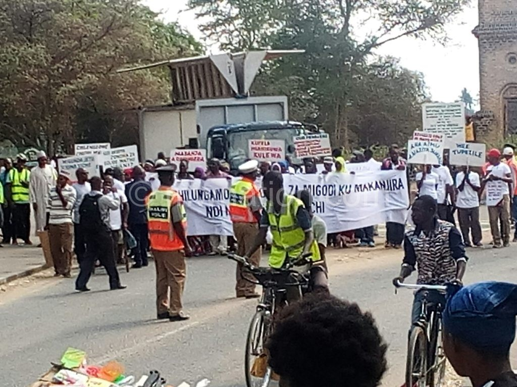 Mangochi residents petition APM on illegal miners 4   The Nation Online