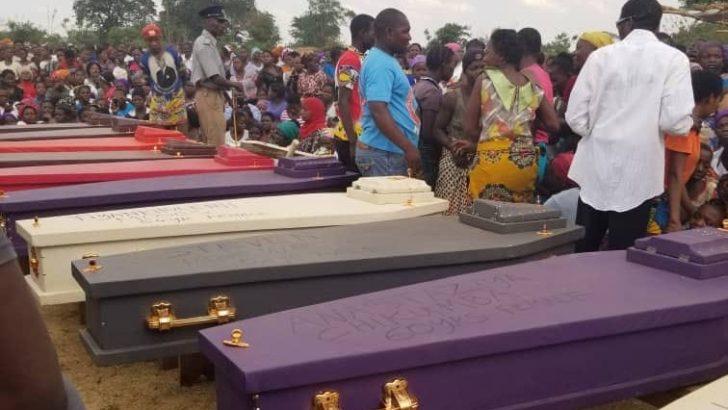 Family perishes in car crash