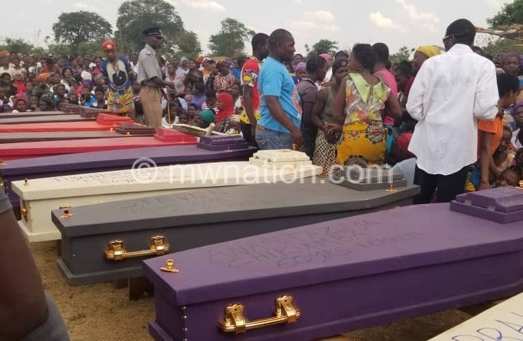 Mchinji coffins new   The Nation Online