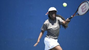 Mphatso Chiphwanya: Special Olmpics star tennis player