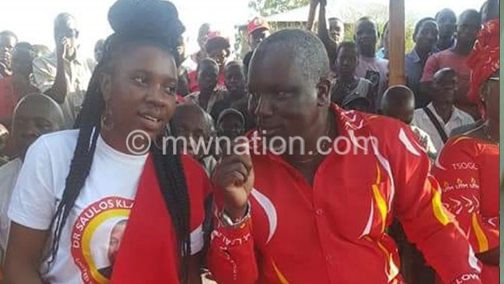 Msowoya daughter | The Nation Online