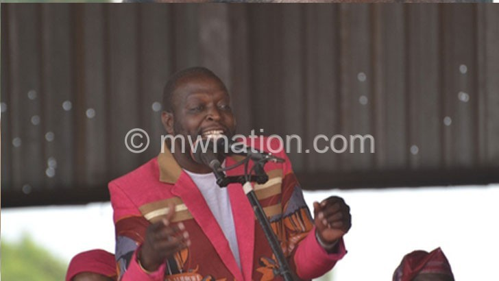 Forget about the Lhomwe vote—Mulli tells DPP 'rebels'