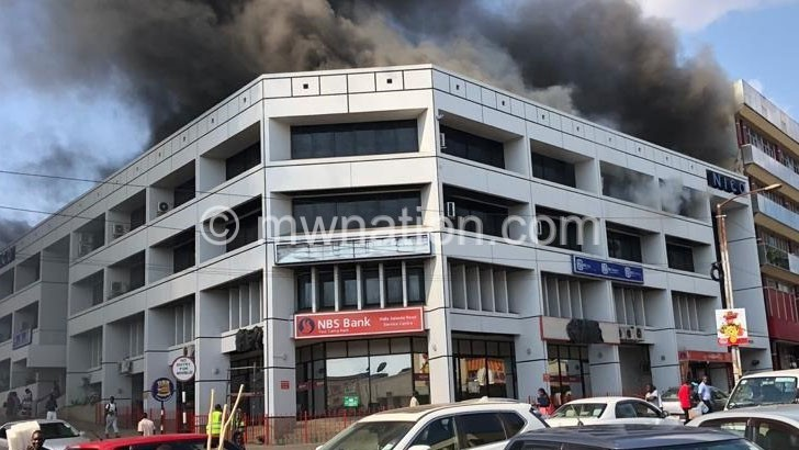 Nico fire | The Nation Online