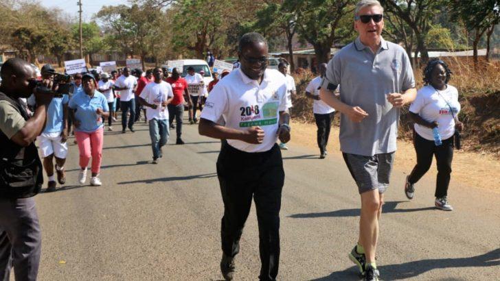 Mother's Fun Run raises over K165m