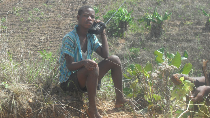 Living in Malawi, served by Mozambique
