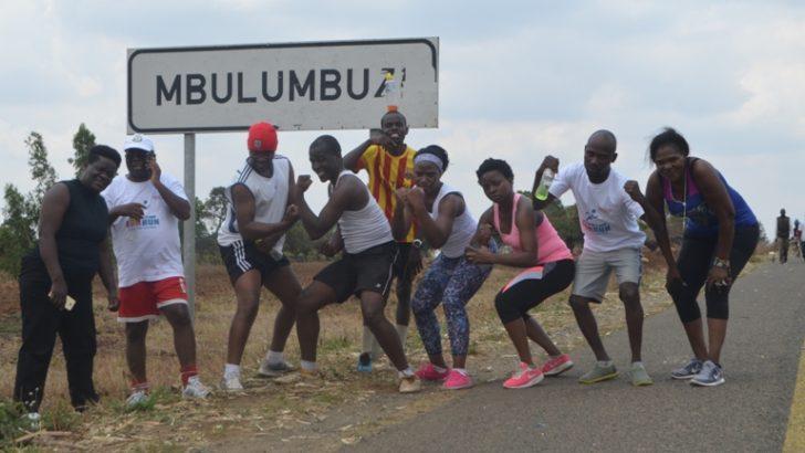 Nine run 68 kilometres for Ntchisi mothers